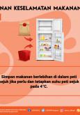 COVID-19 : Pesanan Keselamatan Makanan (10)