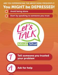 Let's Talk Minda Sihat (BI) - 1