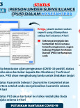 Status Person Under Surveillance (PUS) Dalam MySejahtera (3)
