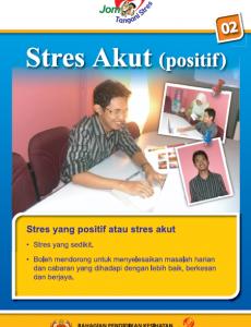 Stress:Pameran Jom Tangani Stress 2