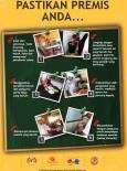 Makanan:Pameran Pengendali Makanan yang Bersih 02