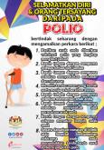Selamatkan Diri & Orang Tersayang - Polio
