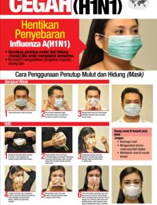 Influenza A:Pameran Cegah Influenza A (H1N1) 8