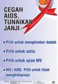 AIDS: Pameran Cegah AIDS : Tunaikan Janji 1