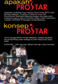 Prostar:Pameran Maklumat Prostar (Bahasa Malaysia) 1