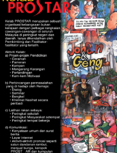 Prostar:Pameran Maklumat Prostar (Bahasa Malaysia) 7