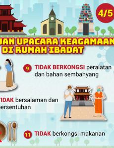 Panduan Upacara Keagamaan Di Rumah Ibadat (4)