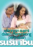 Sokongan suami dalam meyokong penusuan susu ibu