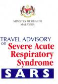 SARS: Travel Advisory