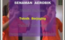 Senaman Aerobik: Teknik Berjoging