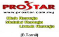 Prostar : Laman Web Prostar (B. Tamil)