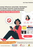 Speak Out : Jadilah influencer yang bijak