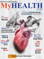 Hari Tanpa Tembakau 2018 - Tembakau & Penyakit Jantung : Ke Arah Generasi Tanpa Merokok