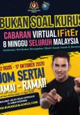 Bukan Soal Kurus : Cabaran Virtual IFitEr 8 Minggu Seluruh Malaysia
