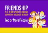 Remaja : Kempen Minda Sihat Friendship (B. Inggeris)