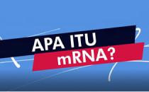 Apa itu mRNA?