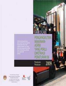 BKKM:Perlu Diketahui Panduan Pengangkutan Makanan - Aspek Yang Perlu Diketahui Peraturan 56