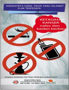 Tembakau:Hakikatnya Sama, Tiada Yang Selamat Elak Terpedaya