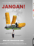 Speak Out : Jangan Merokok