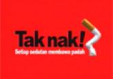 Merokok : Tak Nak Merokok - Tumor (B. Cina)