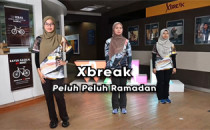 X-Break : Peluh-peluh Ramadan